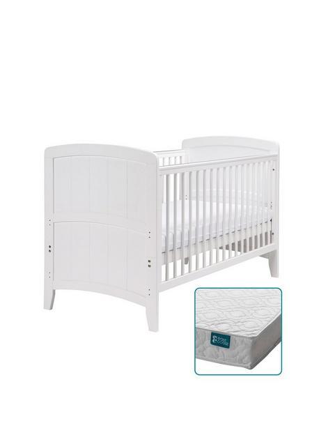 east-coast-venice-cot-bed-spring-mattress