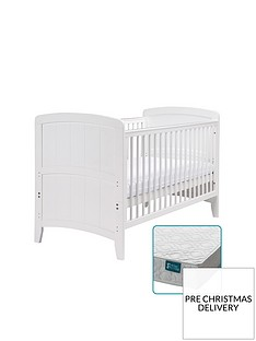 east-coast-venice-cot-bed-spring-mattress