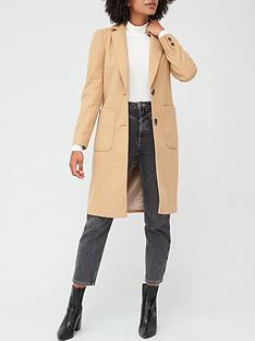 v-by-very-longline-single-breasted-coat-camel