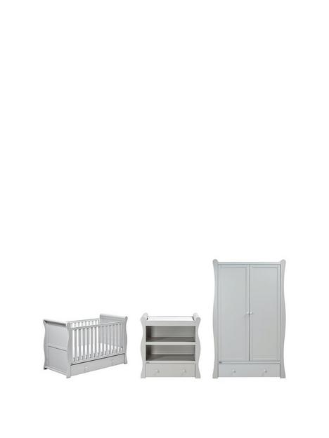 east-coast-nebraska-cot-bed-dresser-wardrobe