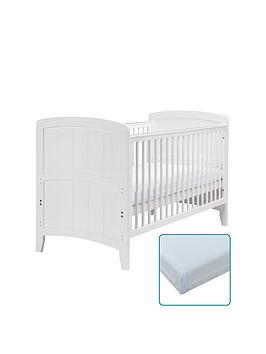 east-coast-venice-cot-bed-foam-mattress