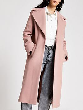 river-island-river-island-single-breasted-smart-coat-light-pink