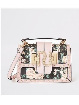 river-island-floral-print-cross-body-handbag-light-pink