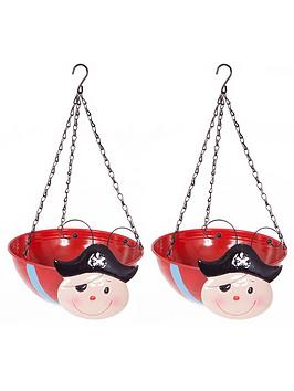 pair-of-wobblehead-pirate-hanging-baskets