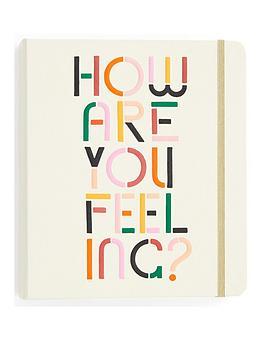 bando-bando-how-are-you-feeling-wellness-planner
