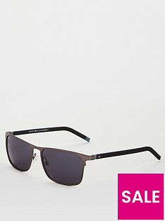 tommy-hilfiger-rectangular-sunglasses-brown