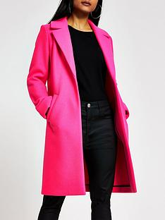 ri-petite-ri-petite-single-breasted-smart-coat-pink
