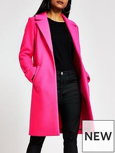 ri-petite-ri-petite-single-breasted-smart-coat-pink