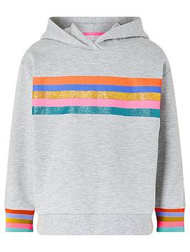 accessorize-girls-rainbow-stripe-hoodie-grey