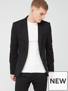 river-island-black-super-skinny-suit-jacket