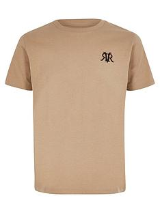river-island-boys-rvr-embroidered-t-shirt--nbspstone