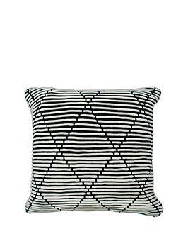cascade-home-brick-diamond-cushion