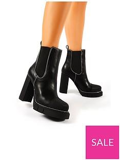 public-desire-antix-ankle-boot-blacknbsp