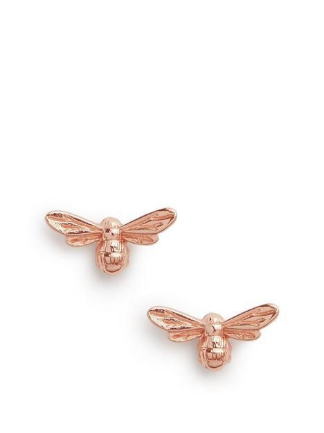 olivia-burton-olivia-burton-lucky-bee-stud-earrings-rose-gold