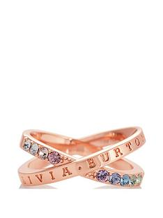 olivia-burton-olivia-burton-rainbow-interlink-ring-rose-gold