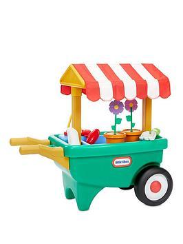 little-tikes-2-in-1-garden-wheel-barrow