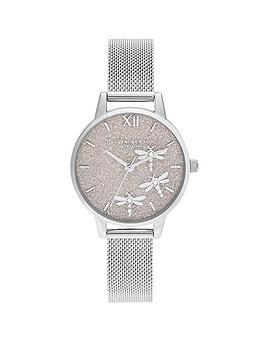 olivia-burton-olivia-burton-blush-glitter-dial-and-silver-mesh-watch