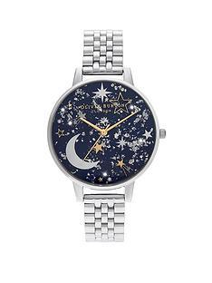 olivia-burton-navy-sunray-gold-and-silver-bracelet-watch