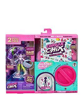 capsule-chix-capsule-chixshimmer-surgesurprise-2-doll-pack