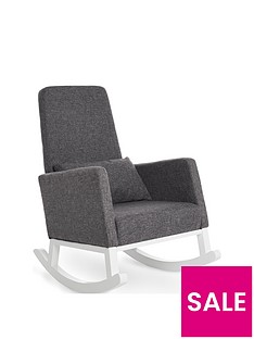 obaby-high-back-rocking-chair-grey