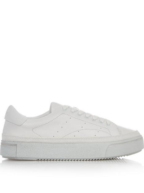 allsaints-trish-trainers-white