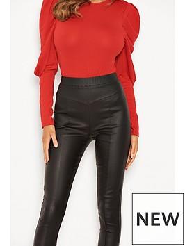 ax-paris-high-waisted-faux-leather-leggings-black