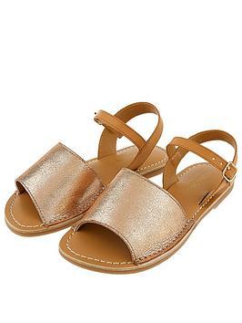 monsoon-girls-zeta-peeptoe-sandal-rose-gold