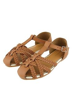 monsoon-girls-luciana-caged-leather-sandal-tan