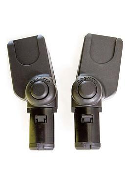 Cosatto Dock Car Seat / Multi Brand Adaptors (For Wow Xl) - Black