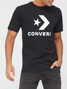 converse-star-chevron-tee-black