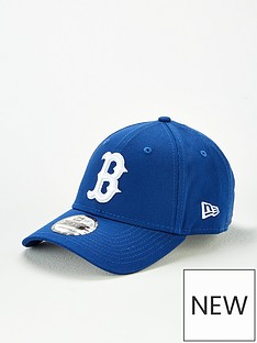 new-era-boston-red-sox-9forty-cap-bluewhite