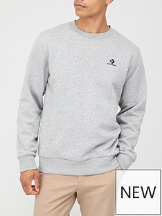 converse-embroidered-star-chevron-crew-neck-sweatshirt-vintage-grey-heather