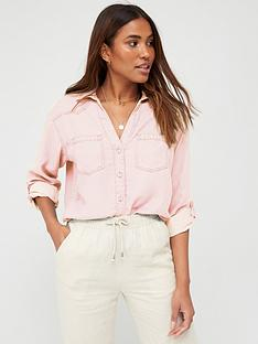 v-by-very-soft-touch-casual-shirt-pink