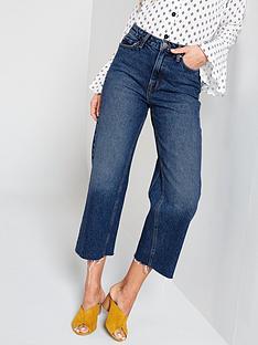 v-by-very-wide-leg-high-waistnbspcrop-jean-dark-wash