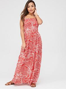 pour-moi-removable-straps-maxi-dress-red