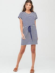 pour-moi-jersey-t-shirt-dress-navywhite