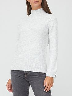 v-by-very-grown-on-neck-button-cuff-jumper