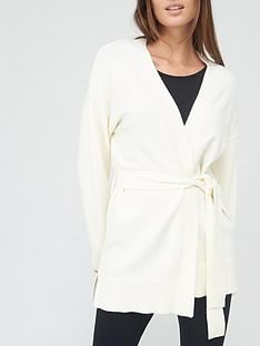 v-by-very-tie-waist-cardigan-ivory