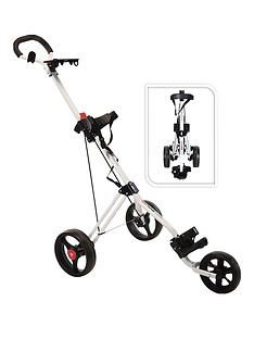 fast-fold-trimaster-golf-trolley-white
