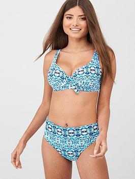 pour-moi-odyssey-underwired-non-padded-bikini-top-blue