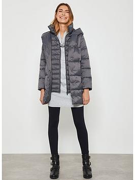 mint-velvet-padded-coat-dark-grey