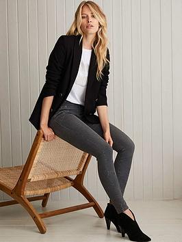 mint-velvet-denver-biker-jeans-grey