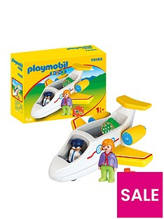 playmobil-123-airplane-with-passengers