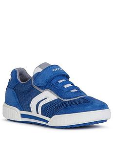 geox-boys-poseido-strap-trainers-royal-blue