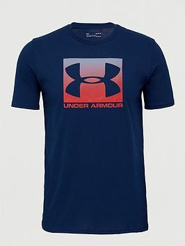 under-armour-sportstyle-boxed-logo-t-shirt-navy