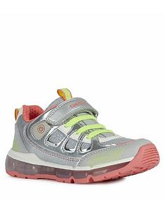 geox-girls-android-trainers-silver