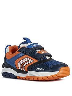 geox-boys-tuono-strap-trainers-navyorange