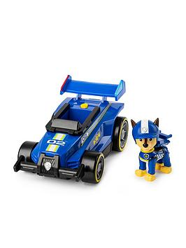 Paw Patrol Ready Race Rescue Deluxe Vehicle - Chase