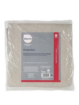 harris-seriously-good-cotton-rich-dust-sheet