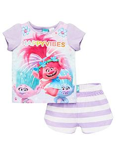 character-girls-trolls-shortie-pyjamas-multi
